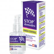 Гель для лица «Stop demodex» финиш контроль, 30 мл