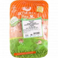 Спинка цыпленка-бройлера «Асобiна» замороженная 1 кг., фасовка 0.6-0.9 кг