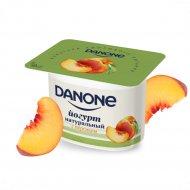 Йогурт с персиком «Данон» 2.9%, 110 г