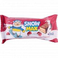 Пирожное бисквитное «Snow Max» с вишневой начинкой, 43 г.