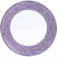Тарелка «Luminarc» мелкая, Brush Purple, L0769, 165629