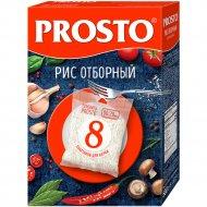 Рис отборный «Prosto» длиннозерный, очищенный, 8х62.5 г.