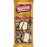 Молочный шоколад «Nestle Decoration Duo» 85 г.