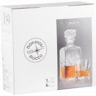 Набор для виски «Selecta» 7 предметов.