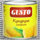 Кукуруза сахарная «Gusto» в зернах, 340 г.