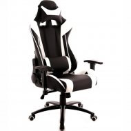 Компьютерное кресло «Everprof» Lotus S6, черно-белое