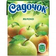 Нектар «Садочок» яблочный осветленный 200 мл.