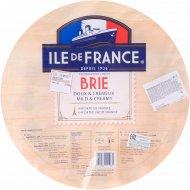 Сыр безлактозный с плесенью «Иль де Франс» бри, 60%, 1 кг, фасовка 0.1-0.2 кг