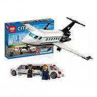 Конструктор «Lepin» 02044, Служба аэропорта для важных клиентов.