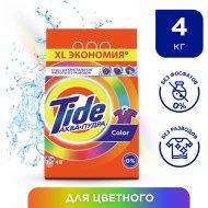Стиральный порошок «Tide» Color, Автомат, 4 кг