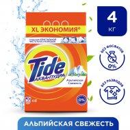 Стиральный порошок «Tide» альпийская свежесть, 4 кг.
