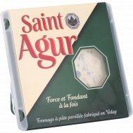 Сыр мягкий «Сэнт Агюр» с голубой плесенью, 60%, 125 г