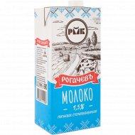 Молоко «Рогачёвъ» 1.5%, стерилизованное, 1000 мл