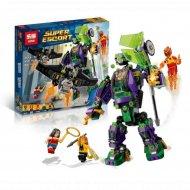 Конструктор «Lepin» 07092, Сражение с роботом Лекса Лютора.
