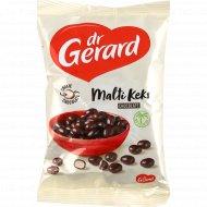 Печенье бисквитное «Miltikeks Chocolate» с темным шоколадом, 75 г.