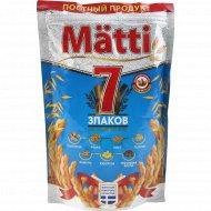 Каша «Matti» 7 злаков быстрого приготовления, 250 г.