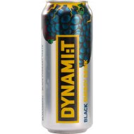 Напиток «Dynami:T» Black Energy Drink, 0.5 л.