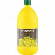 Заправка лимонная «Piacelli» для салатов и вторых блюд, 1 л.
