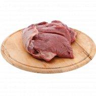 Котлетное мясо говяжье охлажденное, 1 кг., фасовка 0.85-1.9 кг