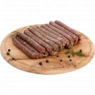 Колбаски «Телячьи» сырые, охлажденные, 1 кг., фасовка 0.6-0.9 кг