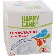Прокладки для груди «Happy Care» 24 шт.