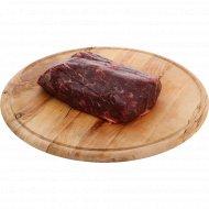 Длиннейшая мышца говяжья, охлажденная, 1 кг., фасовка 0.7-0.8 кг