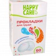 Прокладки для груди «Happy Care» 60 шт.