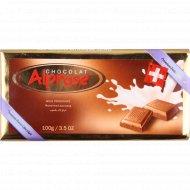 Молочный шоколад «Alprose» 100 г.