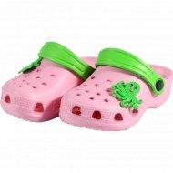 Туфли пляжные детские.