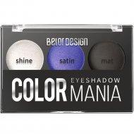 Тени для век «BelorDesign» Color Mania, тон 33, 5 г.