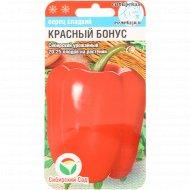 Семена перца сладкого «Красный бонус» 15 шт.