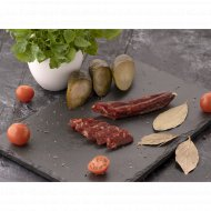 Изделие колбасное сыровяленое мясное «Колбаса «Чоризо» 1/80 .