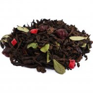 Чай черный листовой «Клюквенный пуэр» 500 г