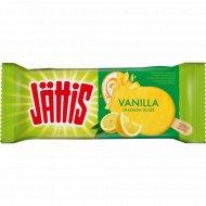 Мороженое сливочное «Jattis» с ванилью в лимонной глазури, 8%, 70 г.