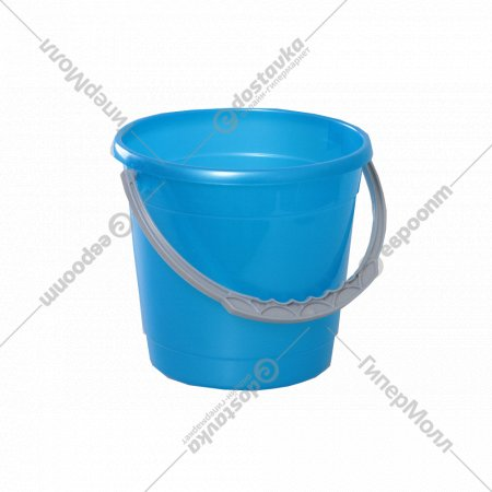 Ведро «Колор» пластмассовое, C402, 5 л.