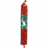 Колбаса салями «Праздничная» высшего сорта, 1 кг., фасовка 0.2-0.3 кг