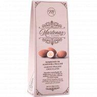 Драже «Mi&Cu» в белом шоколаде с карамелизированным миндалём, 80 г.