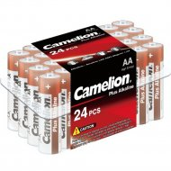 Комплект батареек «Camelion» LR6-PB24, 24 шт