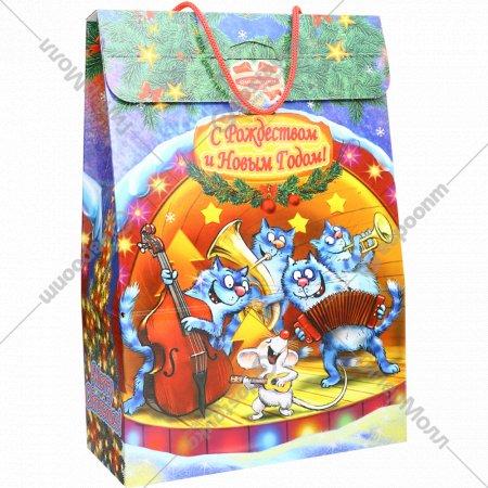 Новогодний набор кондитерских изделий «Наш весёлый Новый год» 1 кг.