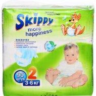 Подгузники «Skippy» more happiness 3-6 кг, 90 шт.