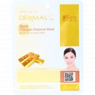 Маска для лица «Dermal» Gold Collagen Essence, 23 г.