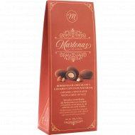 Драже в молочном шоколаде «MI&CU» миндаль, карамель, 80 г.