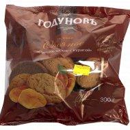 Печенье овсяное «Светлогорское» с курагой, 300 г.