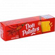 Чипсы «Don Potato's» со вкусом тайского перца, 100 г.