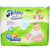 Подгузники «Skippy» more happiness 12-25 кг, 60 шт.