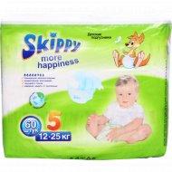 Подгузники «Skippy» more happiness 12-25 кг, 60 шт.