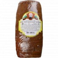 Хлеб «Бородинский» новый, 0.5 кг.
