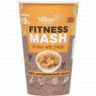 Протеиновое пюре «Fitness mash» с курицей и сыром, 60 г.