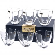 Набор стаканов «Crystalite Bohemia» Nemo 9K7/2KD81/0/99S33/320-669