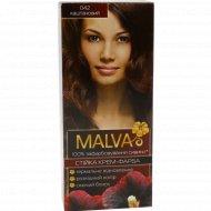 Крем-краска для волос «Malva» тон 042.